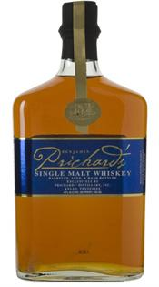 Prichard's Whiskey Single Malt 750ml